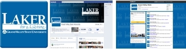 Laker for a Lifetime Complete Set Social Media Theme Images
